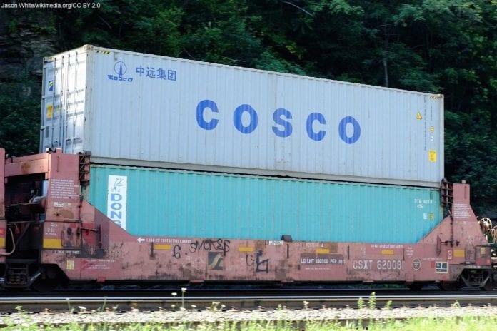 Cosco - kontenery