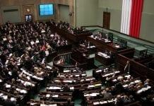 Sala Sejmu RP
