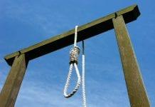 szubienica - kara śmierci