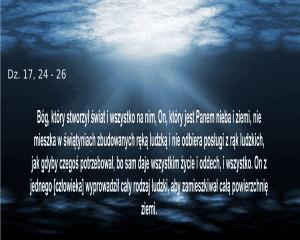 Dz 17, 24-26
