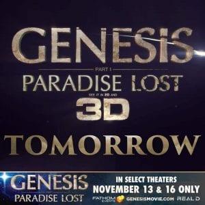 torrent genesis paradise lost
