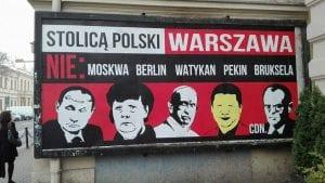 Stolica Polski w Warszawie