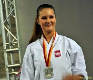 Małgorzata Zabrocka - złoty medal