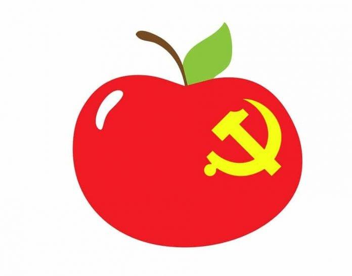 Chińskie jabłko