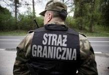 Funkcjonariusz Straży Granicznej