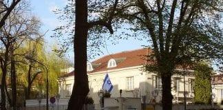 Ambasada Izraela w Warszawie