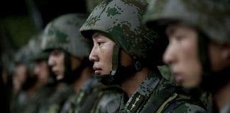 Chińscy żołnierze