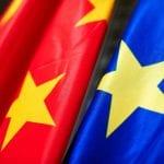 Unia Europejska z Chinami