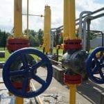 Kurki gazowe w kopalni