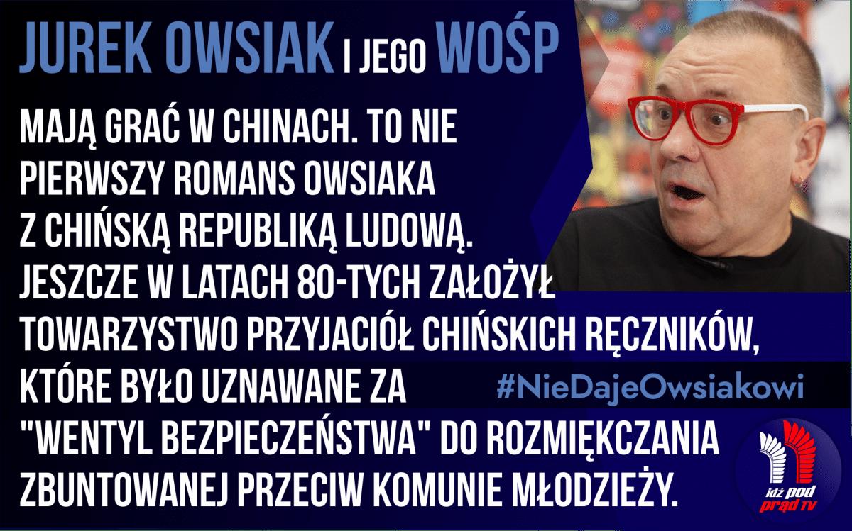 67376192914aaf Nowa akcja hasztagowa IPP TV #NieDajeOwsiakowi ani grosza! - Idź Pod ...