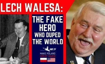 Make Poland Great Again Lech Walesa
