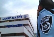 Izrael policja