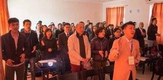 Kościół chrześcijański w Chinach
