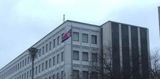 Ambasada Korei Północnej w Berlinie