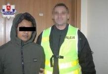 Policja złapała pedofila z Bangladeszu