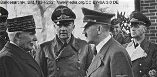Hitler i Petain
