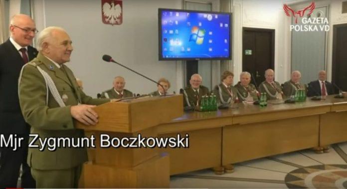 Major Zygmunt Boczkowski