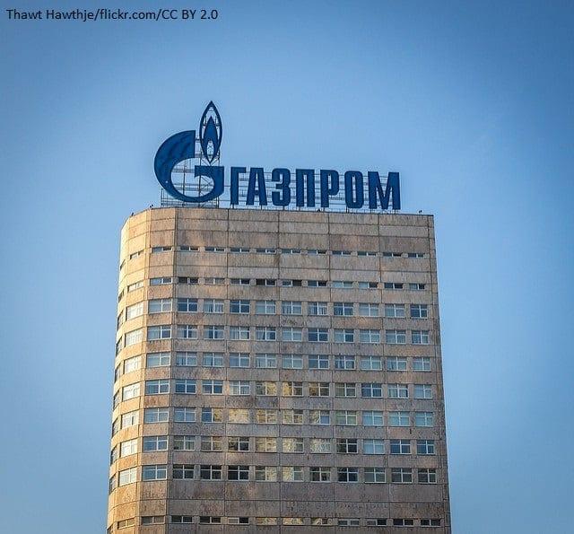 Budynek Gazpromu