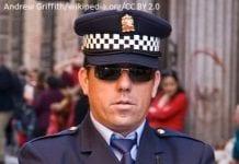 Hiszpański policjant