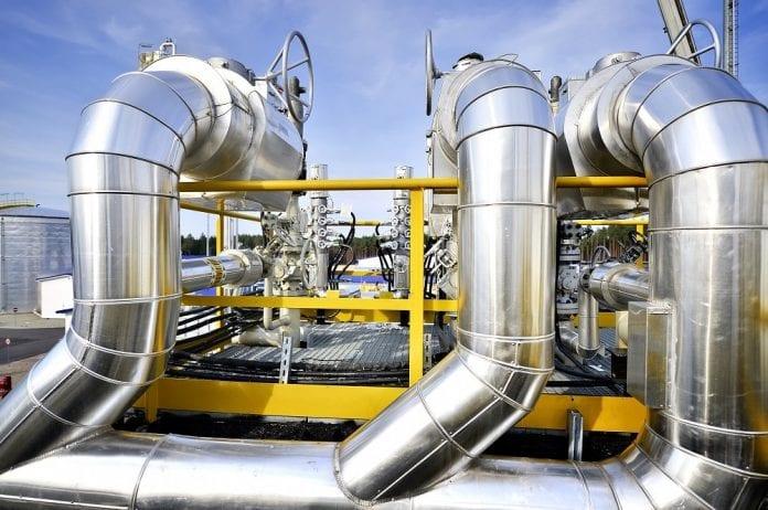 PGNiG - kopalnia gazu