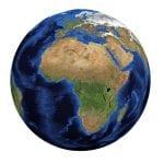 Kula ziemska - Afryka