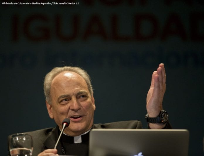 Biskup Marcelo Sanchez Sorondo