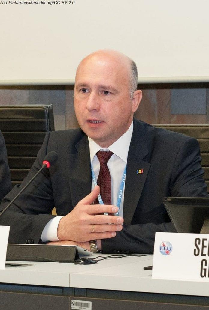 Paweł Filip, premier Mołdawii
