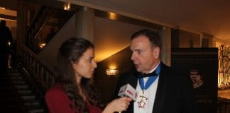 Eunika Chojecka IPP TV interviews Gen. Ben Hodges