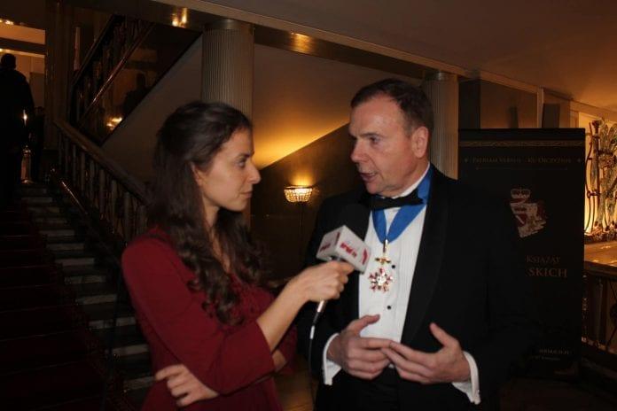 Eunika Chojecka IPP TV interviews Gen. Ben Hodges